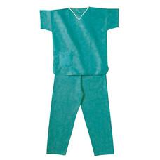 Foliodress Suit - Туника и брюки зеленый размер M 1 шт.