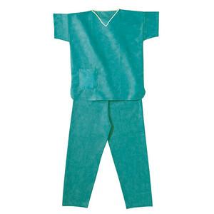 Foliodress Suit - Туника и брюки зеленый размер XXL 1 шт.