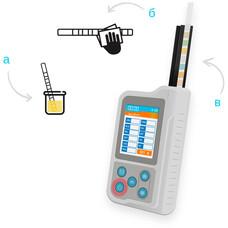 ETTA АМП-01 анализатор мочи