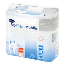 MoliCare Mobile - Моликар Мобайл - впитывающие трусы размер XL, 14шт