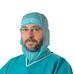 Foliodress cap Comfort Helmet в виде шлема, закрывает шею и плечи /аква/ 40шт.