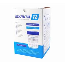 ИммуноХром-12-МУЛЬТИ - Экспресс /тест - планшет вмонтированный в емкость/ 1 шт