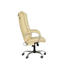 Офисное массажное кресло EGO BOSS EG1001 Крем / Арпатек /