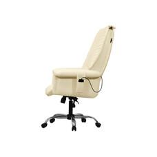 Офисное массажное кресло EGO President EG1005 Крем / Арпатек /