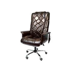 Офисное массажное кресло EGO PRIME EG1003 Шоколад / Арпатек /