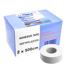 Лейкопластырь SFM Plaster Тканевая основа 2 х 250 см /пластиковая упаковка/ 12 шт
