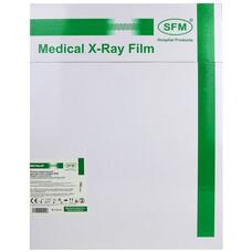 Пленка рентгенографическая SFM зеленочувствительная X - Ray GF, 30 х 40 см / 100 листов