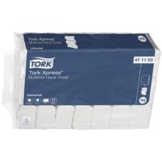 Tork Xpress листовые полотенца Multifold белый