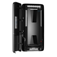 Tork PealServe диспенсер для листовых полотенец с непрерывной  подачей черный