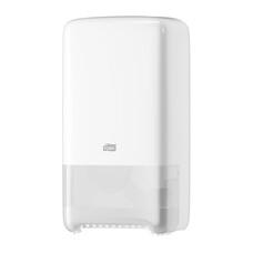 Tork диспенсер для туалетной бумаги Mid size в миди рулонах белый