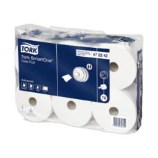 Tork Smartone туалетная бумага в рулонах белый