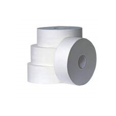 Tork туалетная бумага в больших рулонах белый
