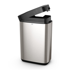Tork корзина для мусора 50 л металлик