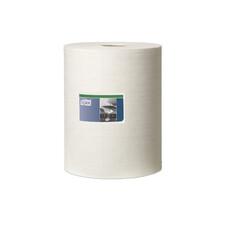 Tork нетканый материал для интенсивной очистки в малом рулоне СВ белый