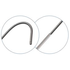 Стальная Лундерквист-струна-проводник, размер 0,035 х 80 см, 50 шт